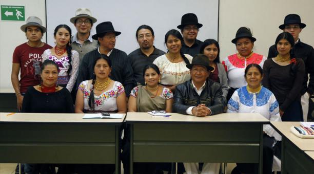 ecuador escritores indigenas