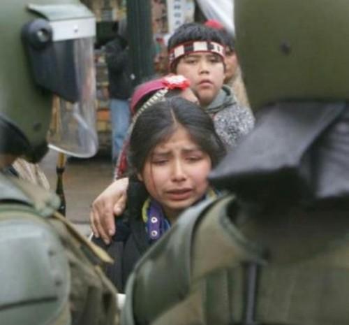 violencia-niños-mapuches